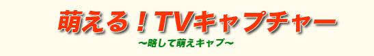 萌える!TVキャプチャー